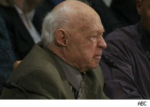 Mickey Rooney Claims Elder Abuse While Testifying Before Senate