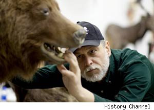 Mounted In Alaska, History Channel