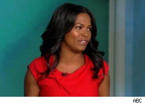Nia Long Thanks Whoopi for Early Acting Advice on 'The View'