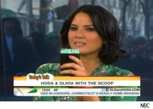 Olivia Munn Gets Drunk While Co-Hosting 'Today'