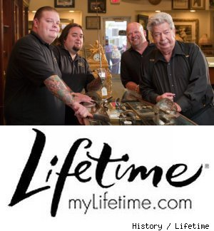 Pawn Stars on Lifetime?