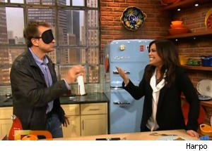 Phil Keoghan Plays 'The Amazing Taste' on 'Rachael Ray'