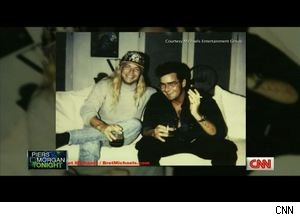 Bret Michaels and Charlie Sheen