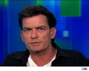 Charlie Sheen on 'Piers Morgan Tonight'