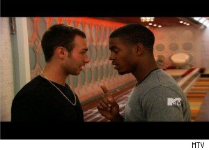 The First Fight on 'The Real World'