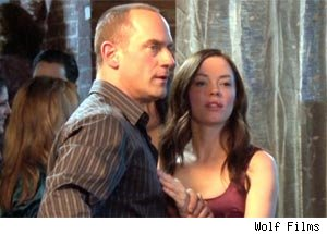 Rose McGowan, Chris Meloni