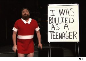 Zach Galifianakis, 'Saturday Night Live'
