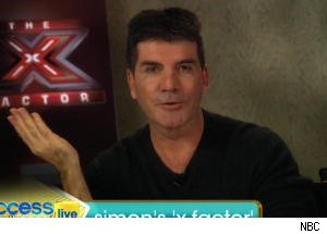 Simon Cowell Names Possible Judges for 'X Factor'