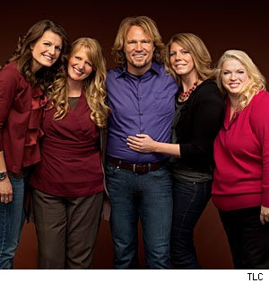 The Brown family of TLC's 'Sister Wives'