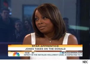 Star Jones, NeNe Leakes 'Celebrity Apprentice' Feud Continues on 'Today'