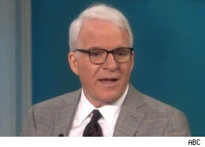 Steve Martin Talks Collaboration With Paul McCartney on 'The View'