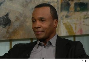Sugar Ray Leonard Talks Practice for New Season of 'Dancing With the Stars'