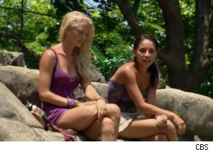 Krista and Stephanie, 'Survivor: Redemption Island'