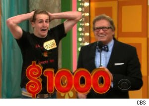 Contestant Literally Jumps for Joy on 'Price is Right'