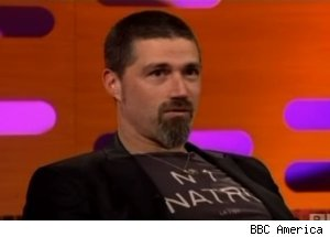 Matthew Fox Talks 'Lost,' 'The Graham Norton Show'