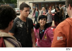Vinny Guadagnino of 'Jersey Shore' - 'The Hard Times of RJ Berger'