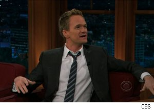 Neil Patrick Harris, 'The Late Late Show with Craig Ferguson'