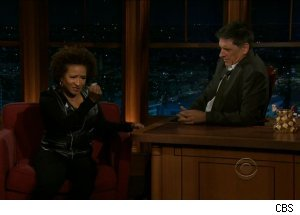 Wanda Sykes, 'The Late Late Show with Craig Ferguson'