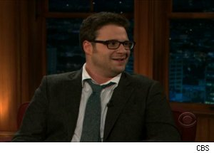 Seth Rogen, 'The Late Late Show with Craig Ferguson'