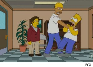 Kareem Abdul-Jabbar, 'The Simpsons'