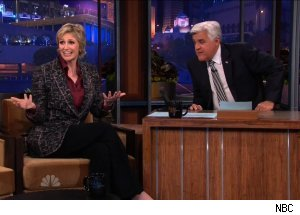 Jane Lynch, 'The Tonight Show with Jay Leno'