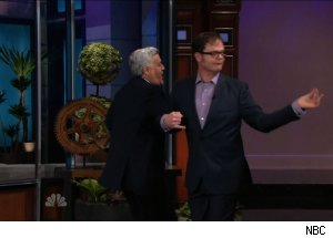 Rainn Wilson, 'The Tonight Show with Jay Leno'