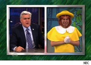 Gilbert Gottfried as Madeline, 'The Tonight Show with Jay Leno'