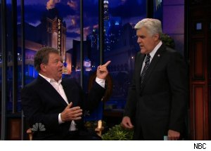 William Shatner, 'The Tonight Show with Jay Leno'