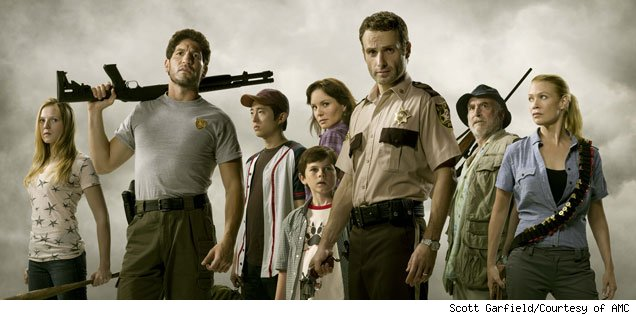 'The Walking Dead' Cast