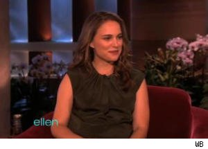 Ellen Helps Satisfy Natalie Portman's Pregnancy Cravings