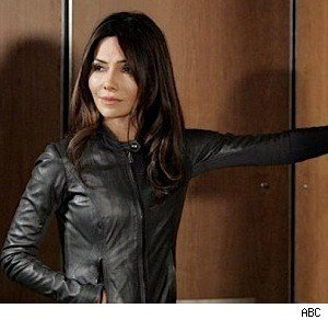 yesterday that Vanessa Marcil Giovinazzo returned to 'General Hospital