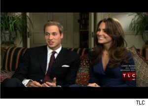 William, Kate on 'Inside the Royal Wedding'