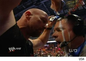'Stone Cold' Steve Austin, 'WWE Monday Night Raw'