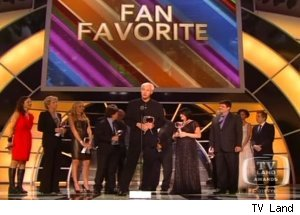 'Family Ties' cast at '2011 TV Land Awards'