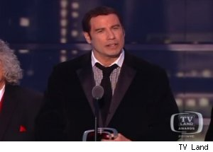 John Travolta of 'Welcome Back, Kotter' - '2011 TV Land Awards'