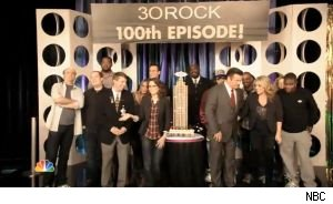 '30 Rock' celebrates its 100th episode tonight with a one-hour special.