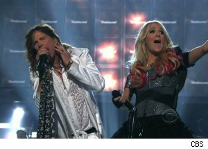 Steven Tyler & Carrie Underwood, '46th Annual Academy of Country Music Awards'