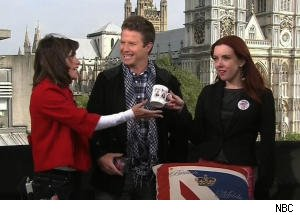 'Access Hollywood Live' Looks at Royal Wedding Souvenirs