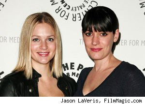 AJ Cook, Paget Brewster
