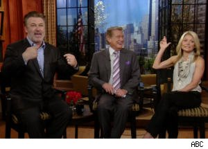 Kelly Ripa Explains How Alec Baldwin Stole Her Hair Stylist
