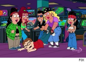 'American Dad' - 'School Lies'