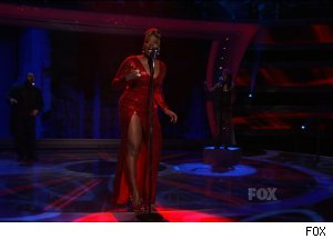Fantasia Barrino, 'American Idol'