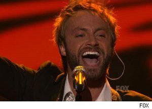 Paul McDonald, 'American Idol'