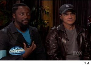 will.i.am & Jimmy Iovine, 'American Idol'