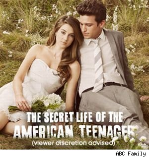 Two words to describe 'The Secret Life of the American Teenager': sex talk