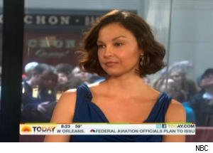 Ashley Judd Talks Sexual Abuse Revelation on 'Today'