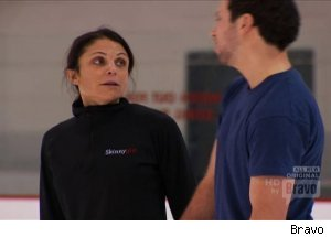 'Skating with the Stars' - 'Bethenny Ever After'