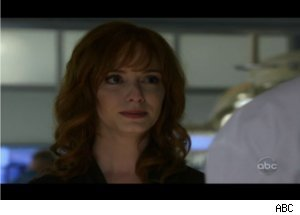 Christina Hendricks in 'Body of Proof'