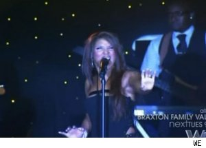 Toni Braxton, 'Braxton Family Values'