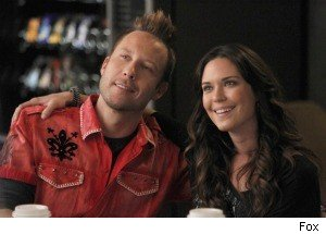 breaking in michael rosenbaum Odette Annable